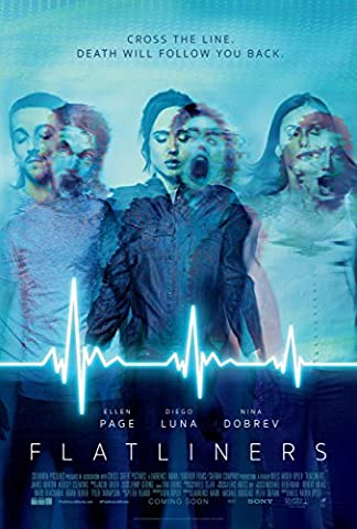 Flatliners 2017 Movie affiche poster