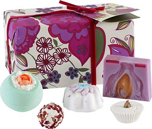 Bomb Cosmetics Vintage Velvet Handmade Gift Pack