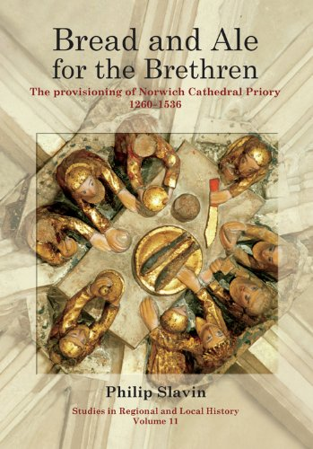 Bread and Ale for the Brethren: The Provisioning of Norwich Cathedral Priory, 1260-1536 (Studies in Regional and Local History) - Irish Ale