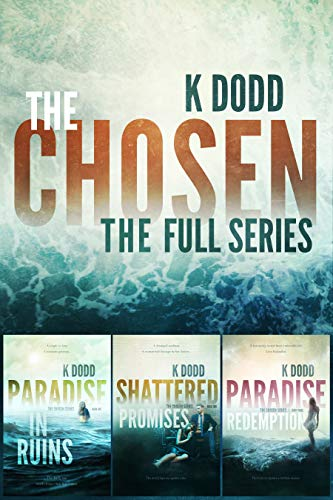THE CHOSEN: THE FULL SERIES, BOOKS 1-3 (The Chosen Series) (English Edition) - Serie 3 Box Seat