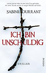 Ich bin unschuldig: Thriller (German Edition)