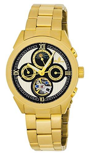 Burgmeister orologio da uomo automatico Denton, BM340-279