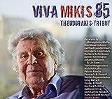 Viva Mikis 85: Tribut an Mikis Theodorakis. Höhepunkte des Volksbühne-Konzertes von Februar 2010 und Original-Aufnahmen von Konstantin Wecker, ... Das Blaue Einhorn, Mikis Theodorakis, u.v.a.