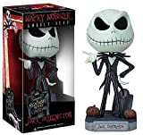 Nightmare Before Christmas Jack Skellington Bobble Head