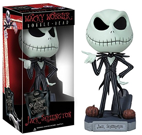 (Wacky Wobbler The Nightmare Before Christmas – Jack)