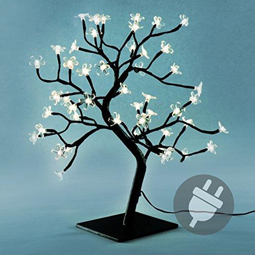 Weihnachtsbaumdeko Baumschmuck Lichterkette 10 Meter Bunt mit 8 Licht-Modi