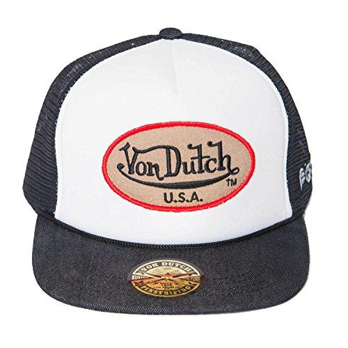 von-dutch-mens-og-patch-tan-trucker-hat-one-size