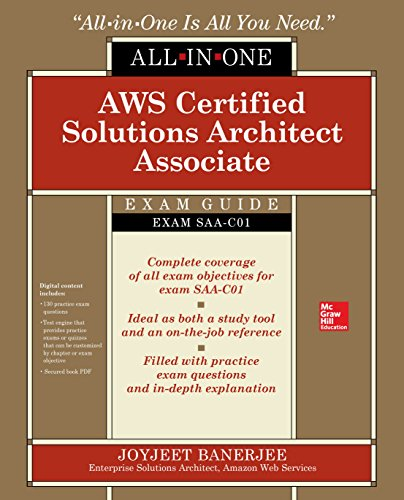 Aws Certified Solutions Architect Associate All-In-One Exam Guide (Exam Saa-C01) por Joyjeet Banerjee