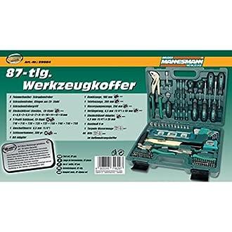 Haushalt-Werkzeugkoffer Bild