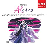 Handel : Alcina / Auger, Jones, Kuhlmann, Harrhy, Kwella, Davies, Tomlinson, Hickox
