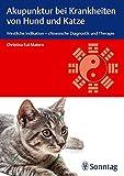 Akupunktur bei Krankheiten von Hund und Katze (Amazon.de)