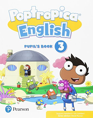 Poptropica English 3 Pupil's Book Pack