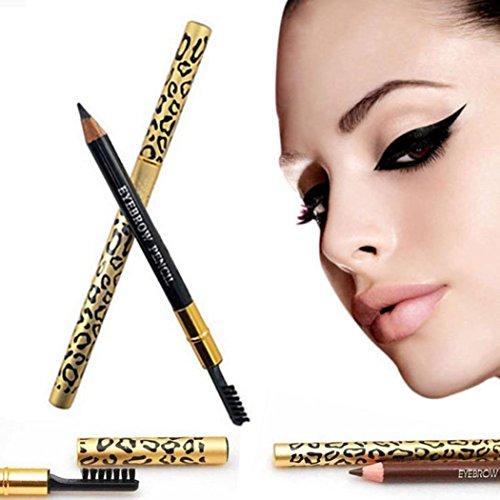 crayons-sourcils-1-set-5-pcs-leopard-maquillage-crayon-eyeliner-pen-beaute-fard-a-paupieres-sourcils