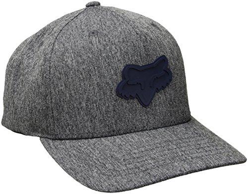 Rayon-gewebe (Fox Cap Heads Up 110, Blue, Größe OS)