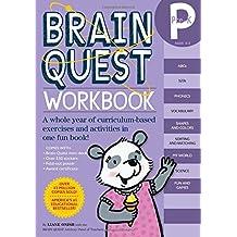 Brain Quest Pre-K Workbook