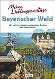 Meine Lieblingsausflüge im Bayerischen Wald: 30 Entdeckertouren zu malerischen Städten und Landschaften - Freizeitführer mit Wandern und Radeln im Nationalpark Bayerischer Wald und dem Dreiländereck - Herwig Slezak