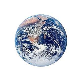 VENMO Home Leuchtender Earth Selbstklebender Leuchtmond Wandsticker - Wandaufkleber Als Dekoration FüR Kinderzimmer Leuchtaufkleber Leuchtsticker Fluoreszierend Hausdekoration Schlafzimmer Wohnzimmer