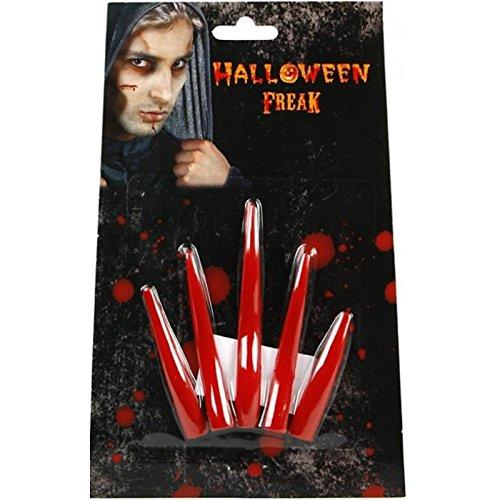 Künstliche Fingernägel Sorciere, Halloween, - Halloween Sorcieres