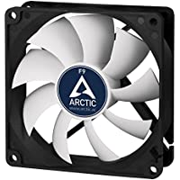 ARCTIC F9-92 mm Standard Gehäuselüfter  Extrem leiser Lüfter   Case Fan mit Standardgehäuse   Push- oder Pull Konfiguration möglich