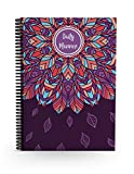 #9: Go Boho! Daily Planner (A5 Size)