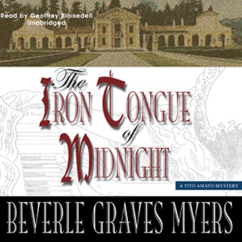 The Iron Tongue of Midnight  Audiolibri
