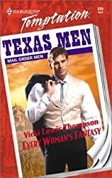 Every Woman's Fantasy (Harlequin Temptation) by Vicki Lewis Thompson (2001-04-05)