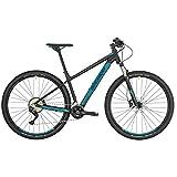 Bergamont Revox 6 27.5'' / 29'' MTB Fahrrad schwarz/Petrol 2019: Größe: XS 27.5'' (157-162cm)