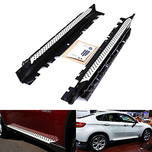 bmw-x6-e71-e72-2008-14-side-step-rail-guard-protection-bar-oem-style-running-board-kit