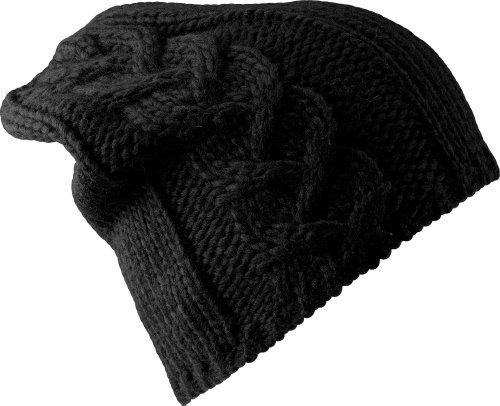 Salomon, Berretto unisex Mütze Fall Beanie , Nero (black), Taglia unica