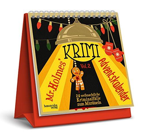 Mr. Holmes Krimi-Adventskalender Vol. 2