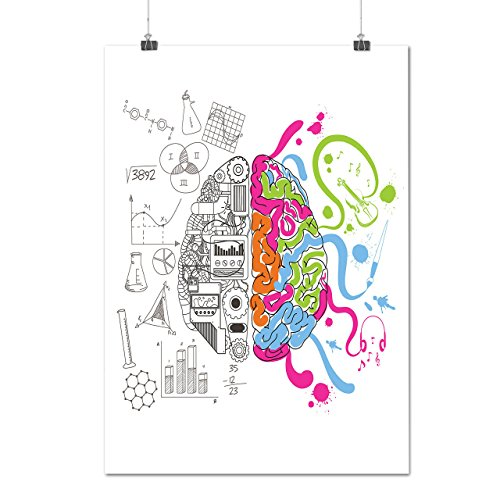 brain-science-smart-geek-master-side-matte-glossy-poster-a4-30cm-x-21cm-wellcoda