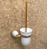 Trattamento superficiale: oro Materiale: alluminio dello spazio Colore: oro Tiranno Ambito: bagno / wc
