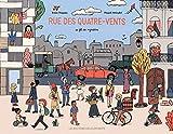"""Afficher """"Rue des Quatre-Vents"""""""