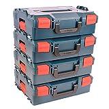 4er Pack Bosch L-Boxx 136 Gr. 2 ohne Einlage - Neue Ausführung