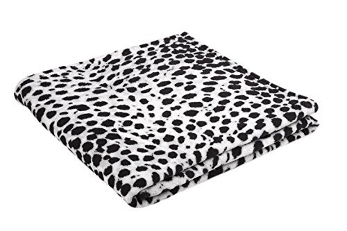 Biederlack king-fleece Druck Decke, Polyester, mehrfarbig, für französisches Bett, 200x 150cm Französisch Bett