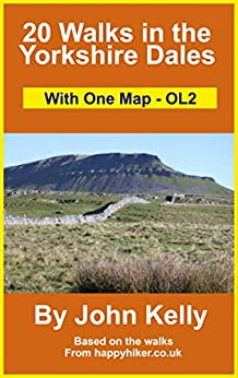 Libro PDF Gratis 20 Walks in the Yorkshire Dales with One map: 20 walks for which you only need one Ordnance Survey map.
