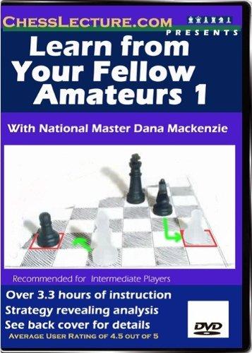 Learn From Your Fellow Amateurs 1 - Schachvortrag - Band 6 Schach-DVD Amateur-band