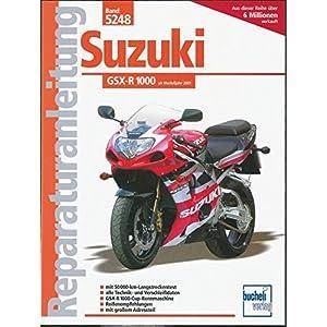 Suzuki GSX-R 1000 (Reparaturanleitungen)