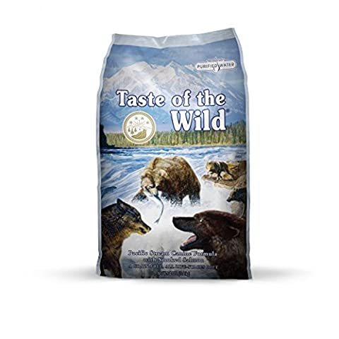 Taste Of The Wild Dog Food Pacific Stream with Smoked