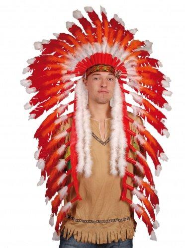 Boland 60704 - Indianer Schmuck Chief