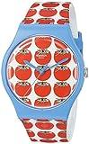 Swatch SUOS102 - Orologio da polso Unisex, Silicone, colore: Multicolore