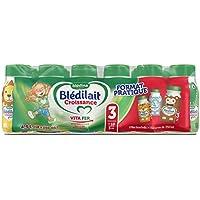 Blédina - Blédilait - Lait bébé Croissance - 10 à 36 Mois - 18x250ml