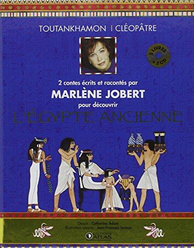 L'Egypte Ancienne par Marlène Jobert