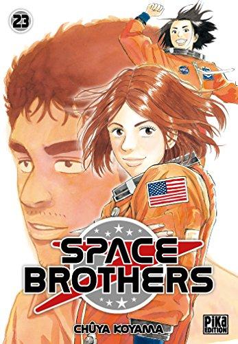 Space Brothers T23 por Koyama Chuya
