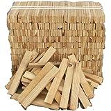 8 kg de bois de chauffage parfaitement sec et propre.