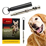 forepets Professional Dog Whistle to Stop Barking | with Proven Training Guide |