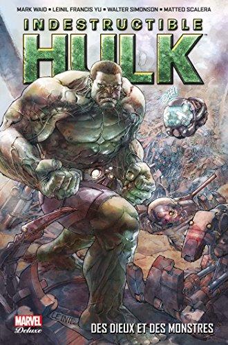 Indestructible Hulk T01 par Leinil Yu