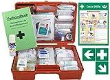 Erste-Hilfe-Koffer M5 PLUS für Betriebe DIN