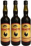 Marsala Cremovo FRAZZITTA (3 X 0,75 L) - Vino Aromatizzato all´Uovo - Aromatisierter Wein mit Ei 14,9 % Vol. aus Italien