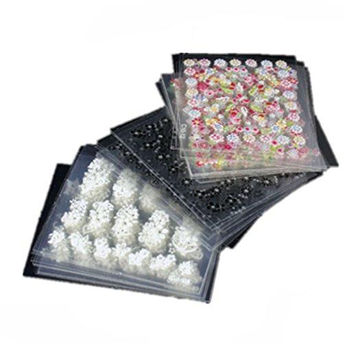 susenstone-50-feuilles-mix-couleur-fleur-3d-nail-art-sticker-autocollant-dastuce